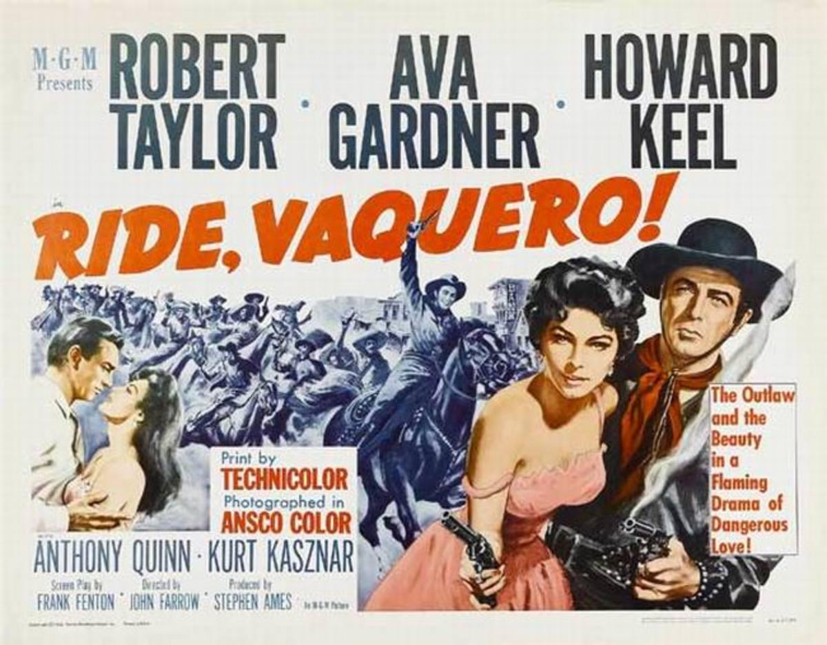 Ride Vaquero! (1953)