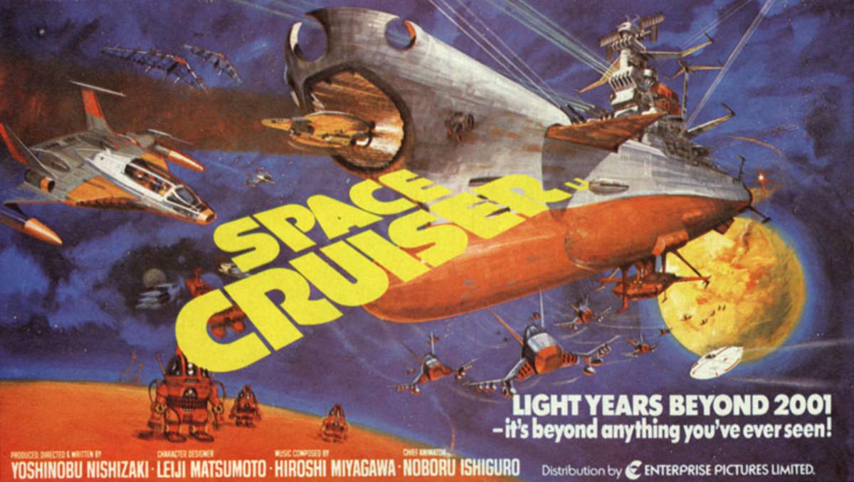 Space Battleship Yamato (1977)