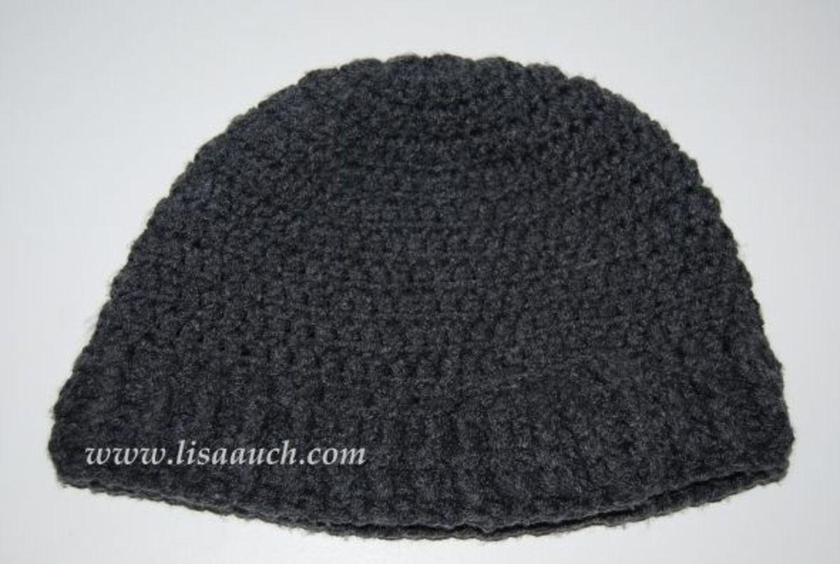 Crochet Patterns For Hats For Men Mens Crochet Hat Pattern a