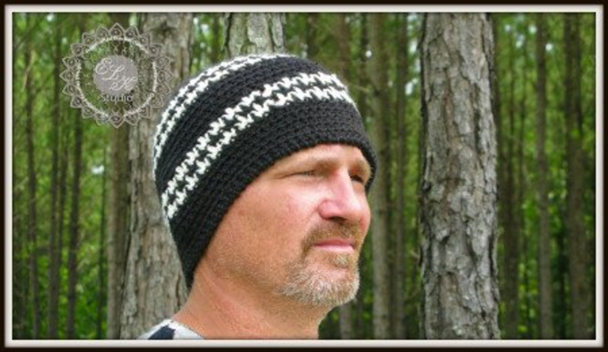 I Love this beanie from elk Studio