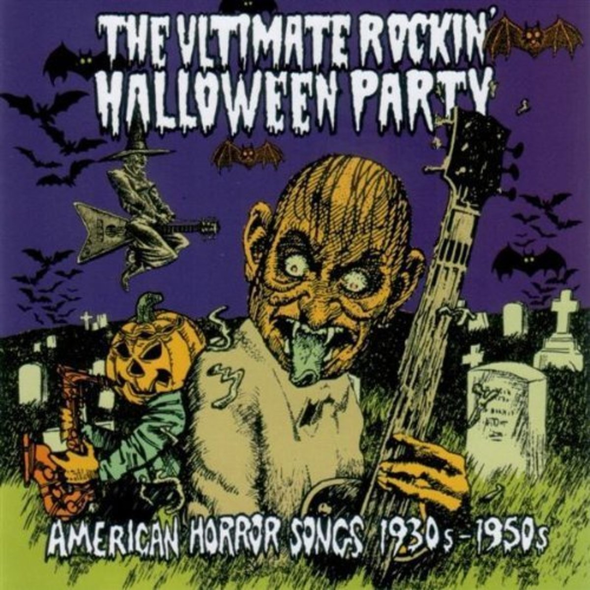 Great Songs For Your Halloween Playlist