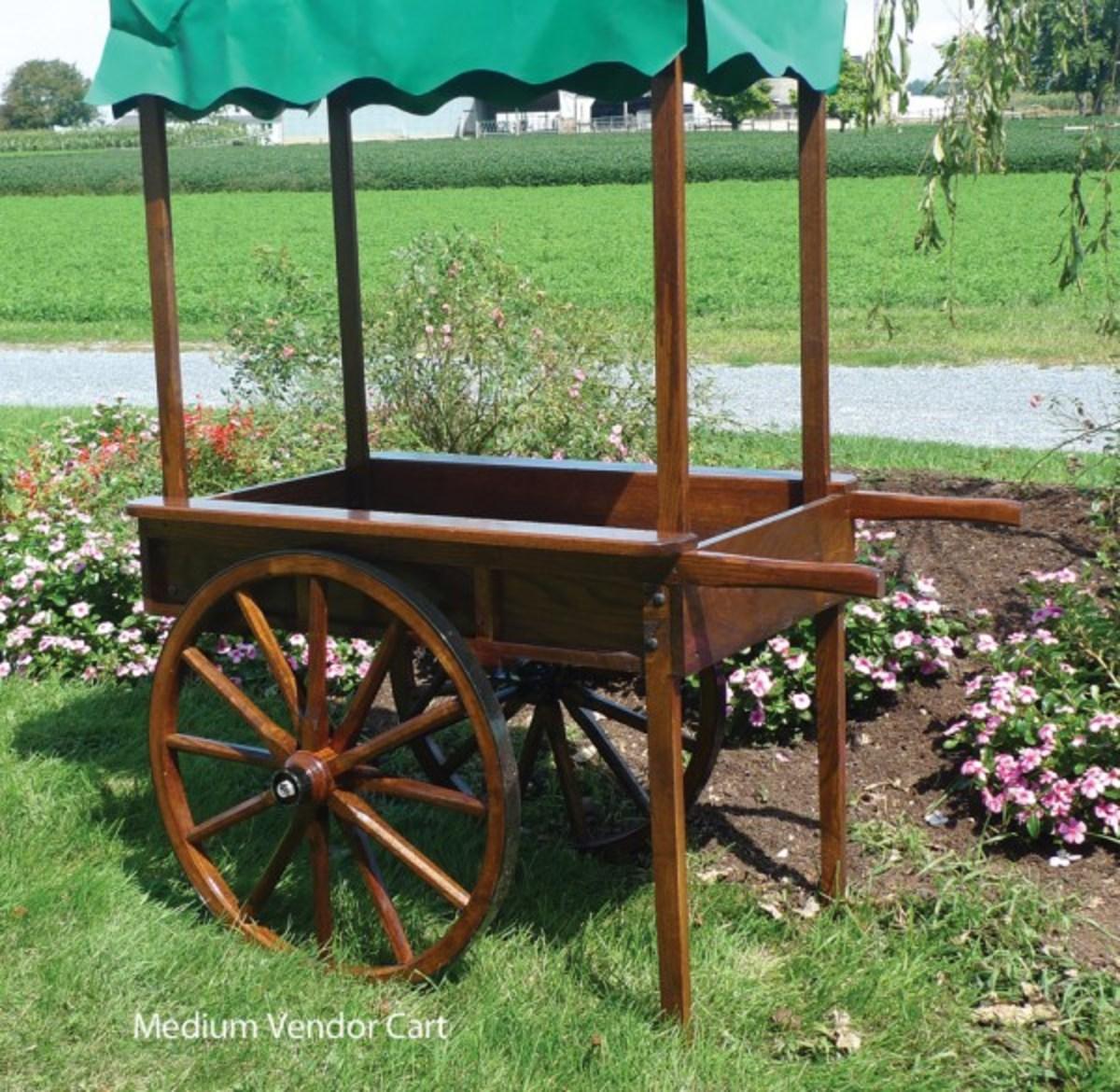 Peddler-Vendor Carts