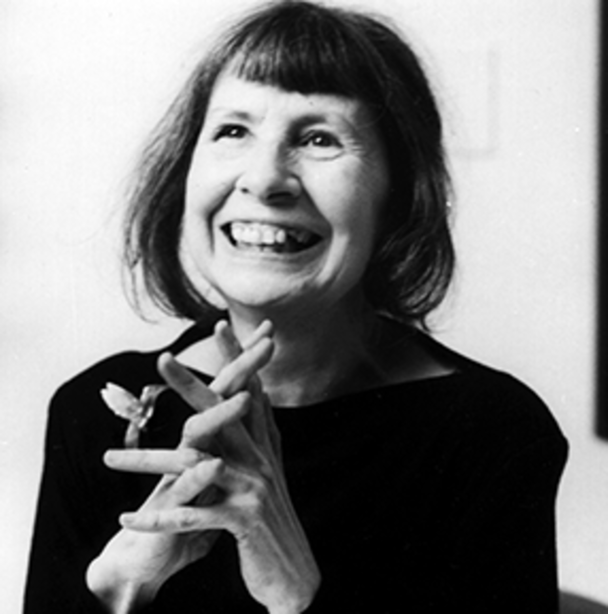 Amy Clampitt - first published at the age of 63.