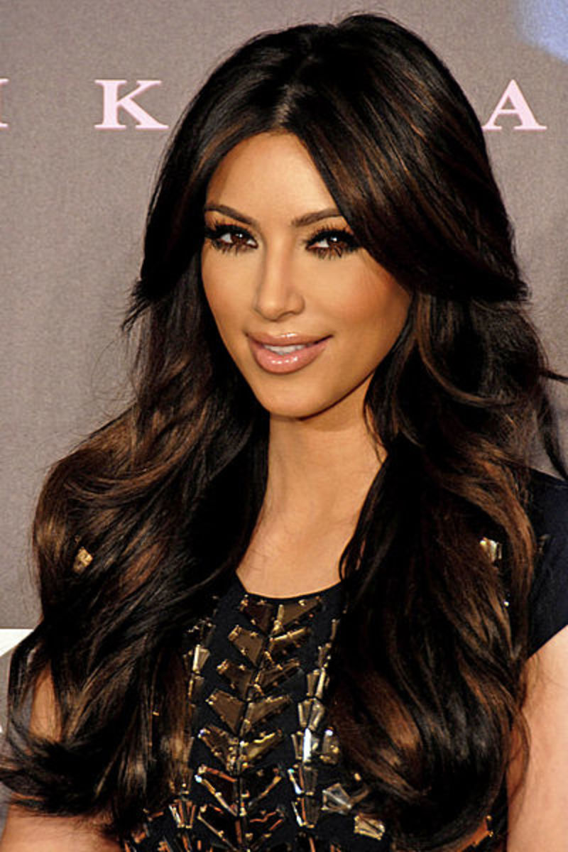 Is Kim Kardashian White? Yes She Is.