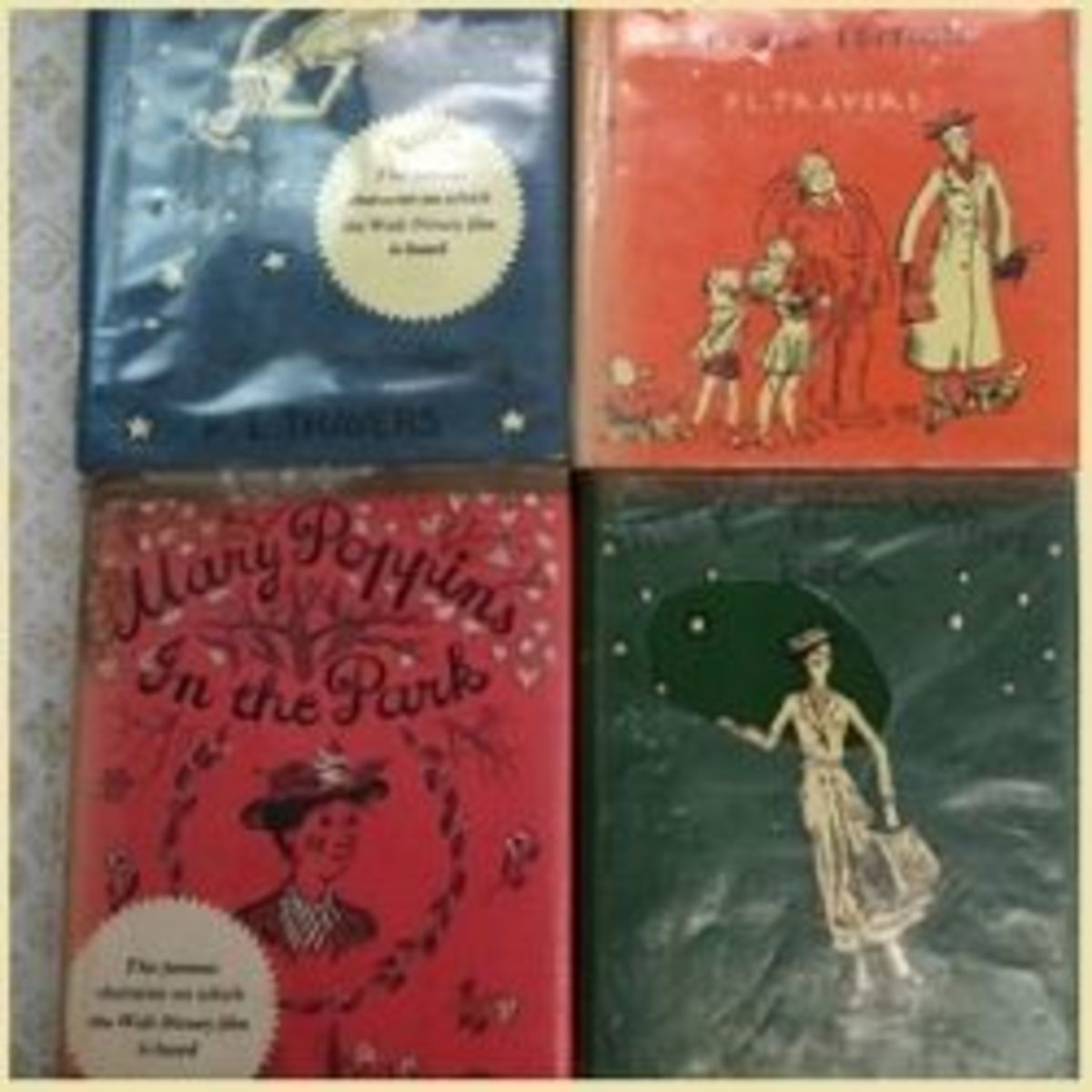 Mary Poppins Lesson Plans