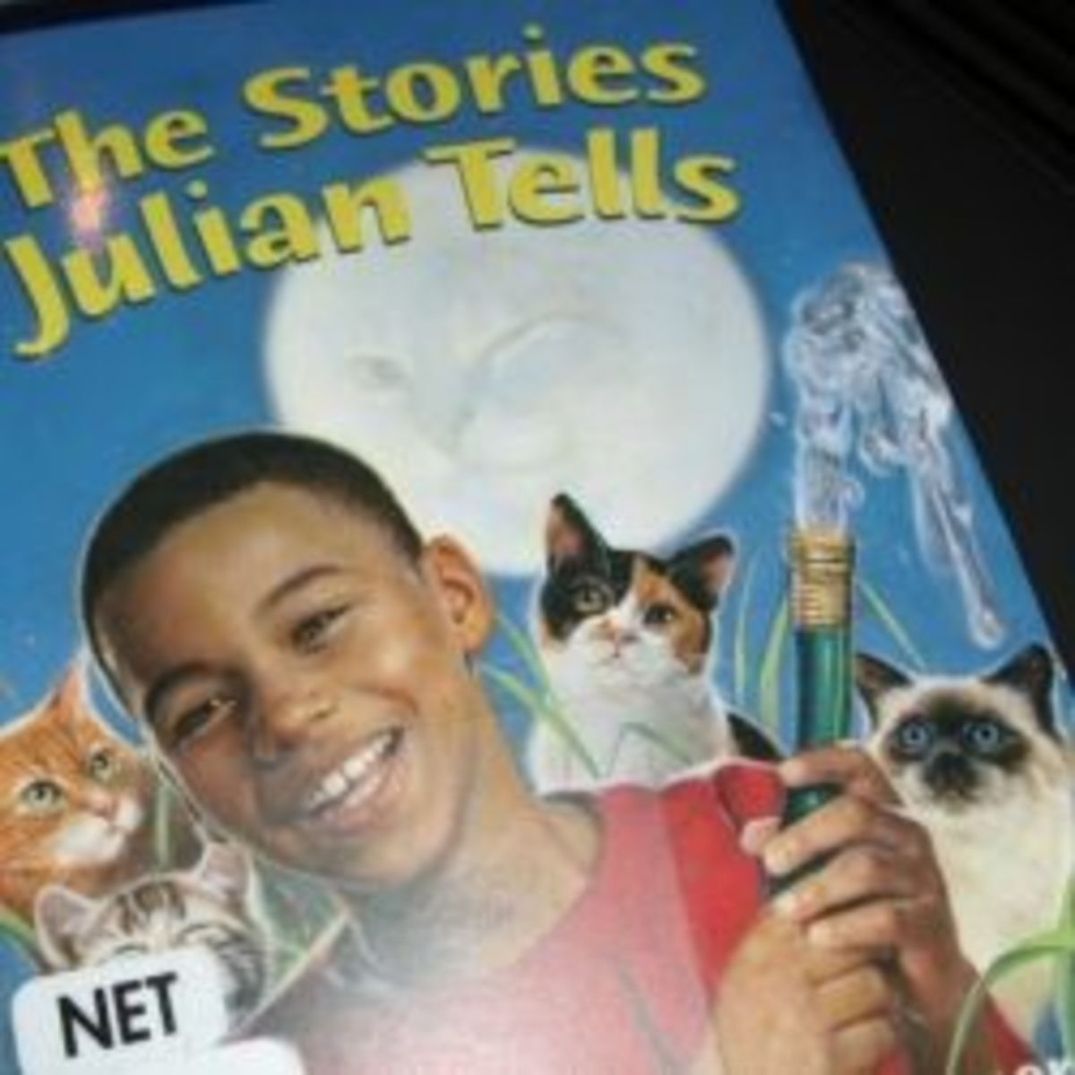 Lesson Plans for The Stories Julian Tells