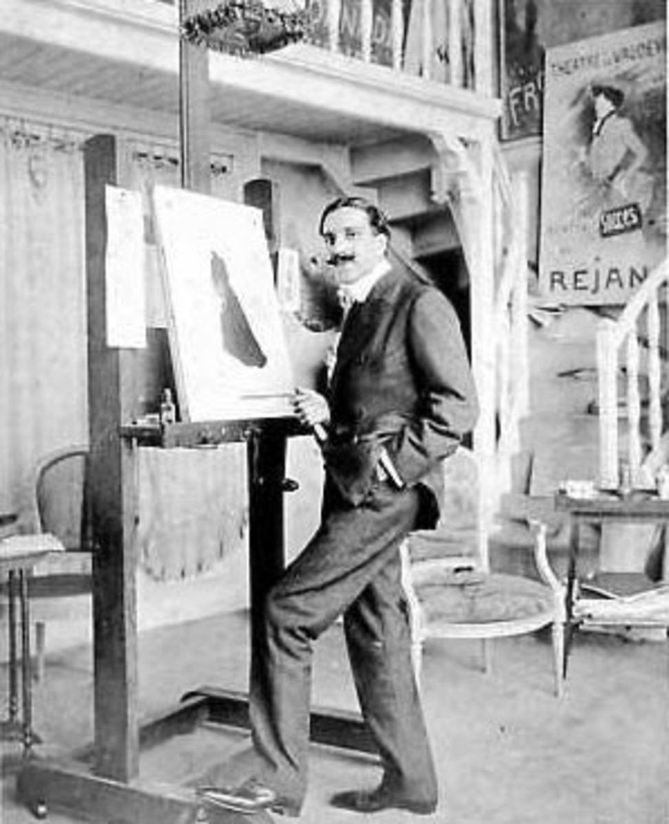 Leonetto Cappiello ( 1875 - 1942)