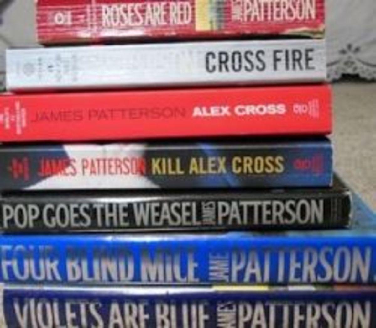 James Patterson Books List - Alex Cross