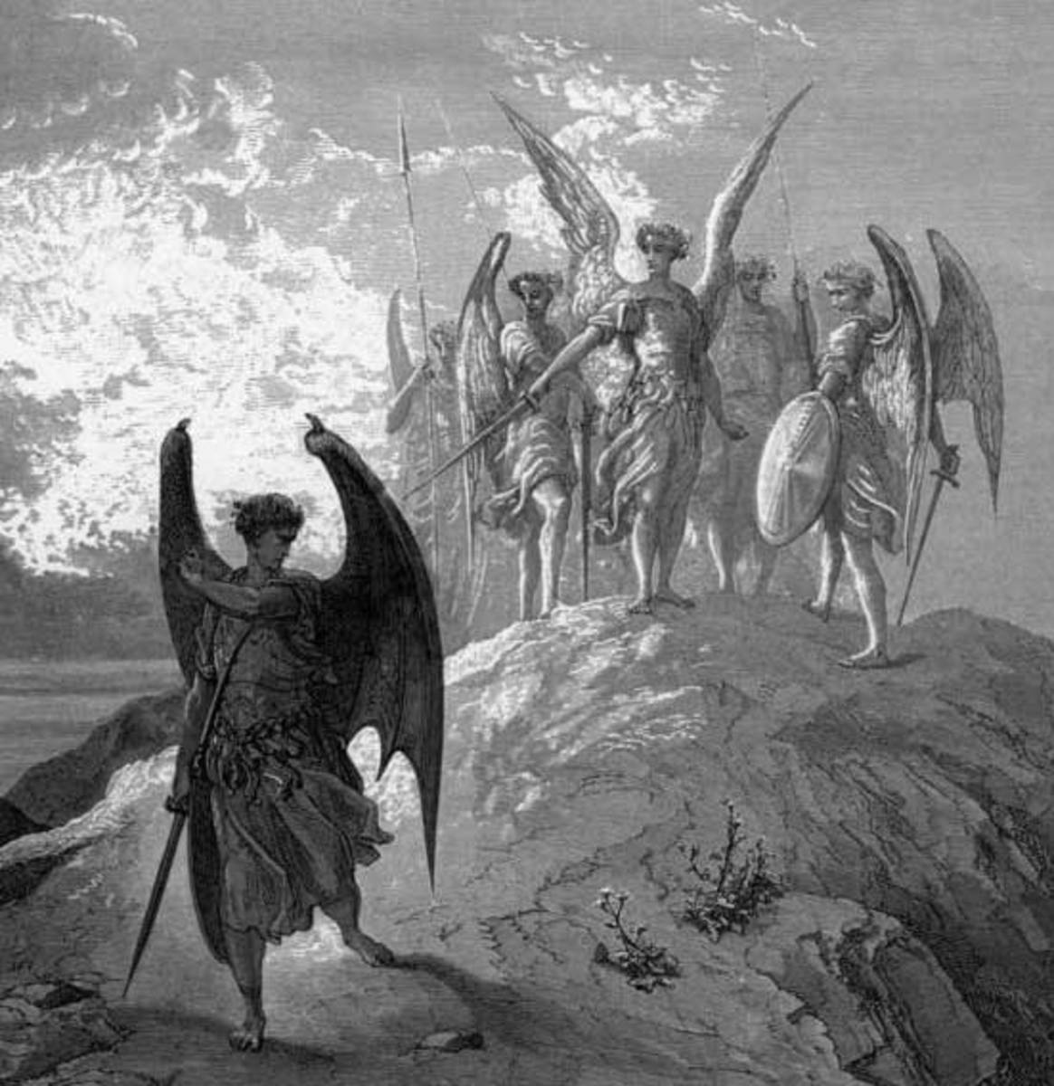 THE BOOK OF ENOCH, THE BIBLE AND THE NEPHILIM GIANTS