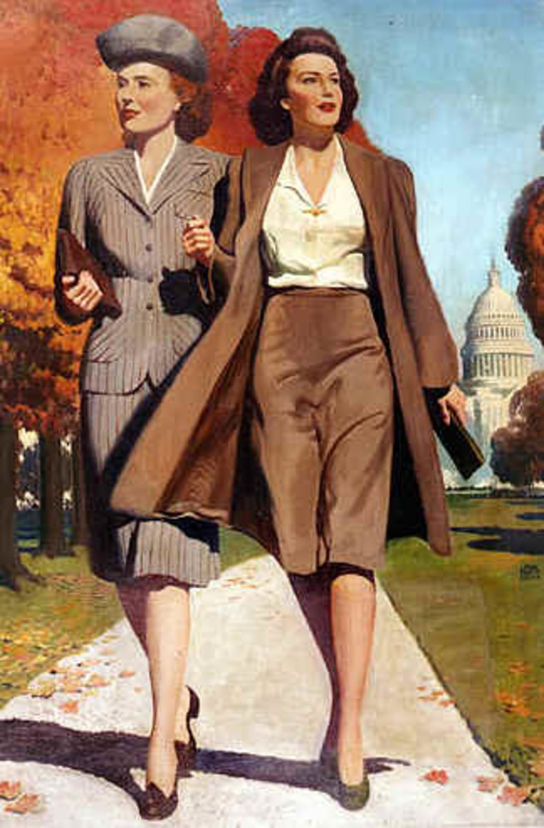 vintage-fashion-of-the-1940s