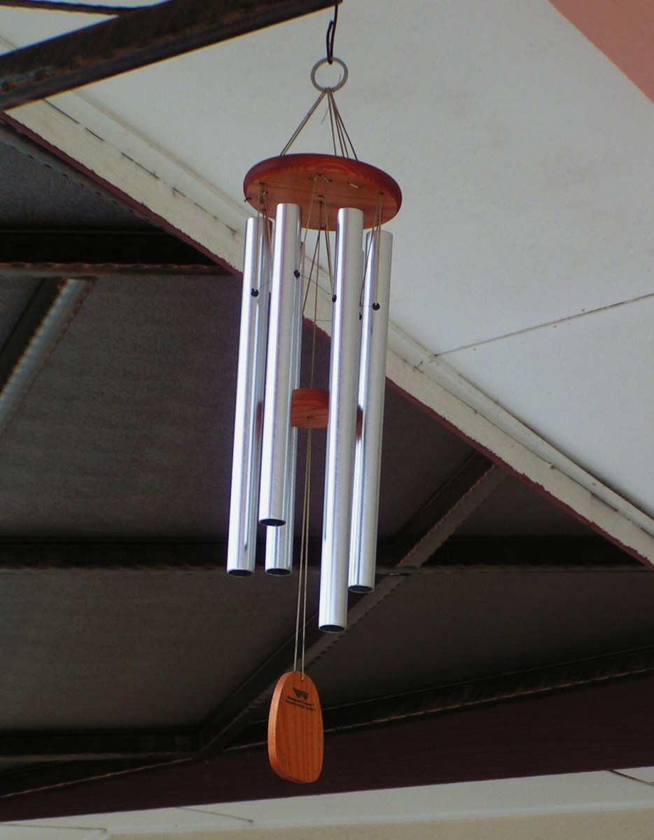 Melodious Wind Chimes