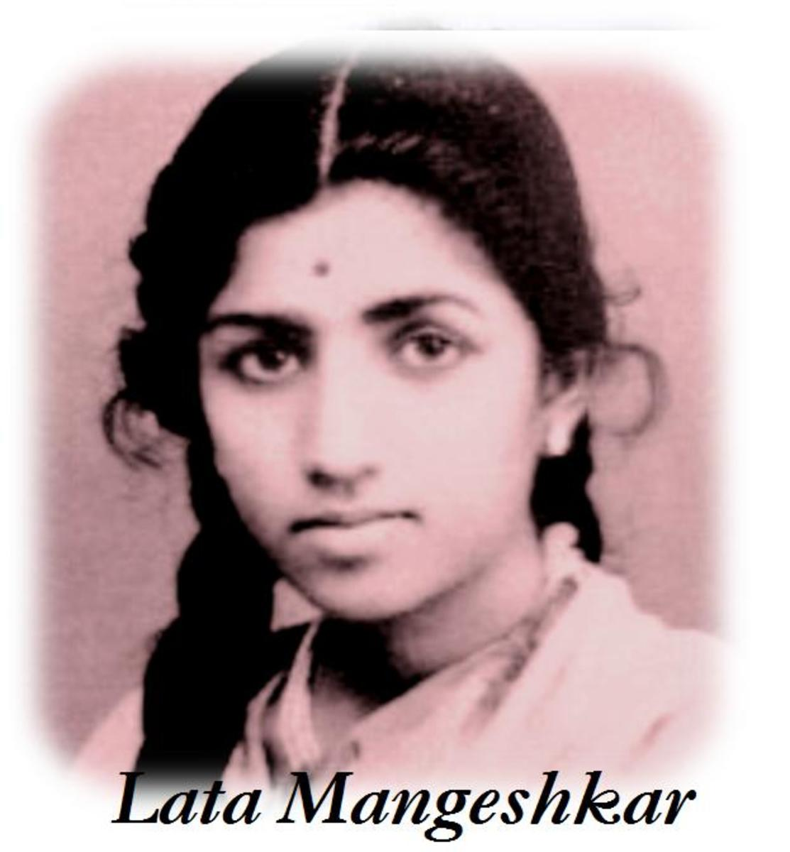 Lata mangeshkar - The girl who literally changed the sound of music in Bollywood