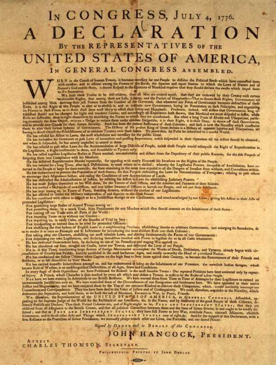united states declaration of independence 2 essay Declaration of independence dbq essay by although some of the charges leveled against the king in the declaration united states declaration of independence.
