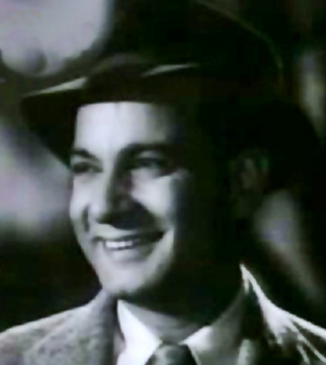 One of the first great Actor-Stars of Bollywood
