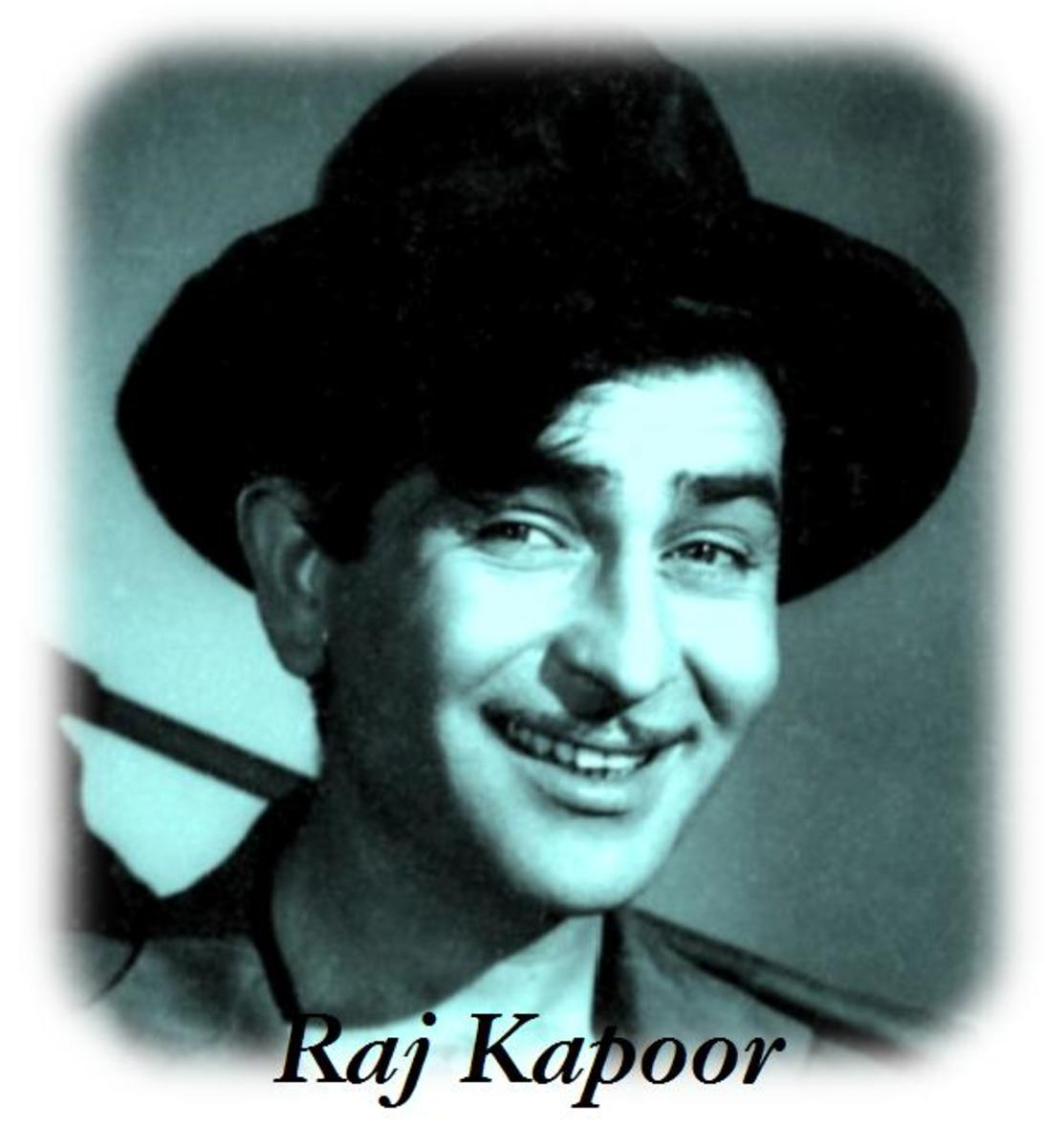 Raj Kapoor - His was always ahead of his time and showed the way for future. Also lead in showcasing Bollywood to the Box Office.
