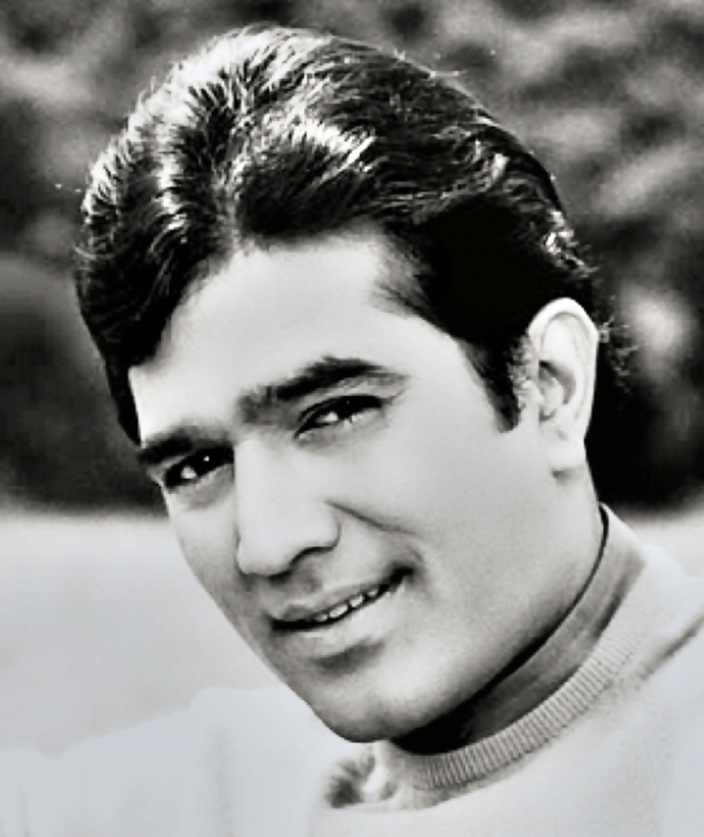 The first superstar of Bollywood, whose acting skills were often underrated