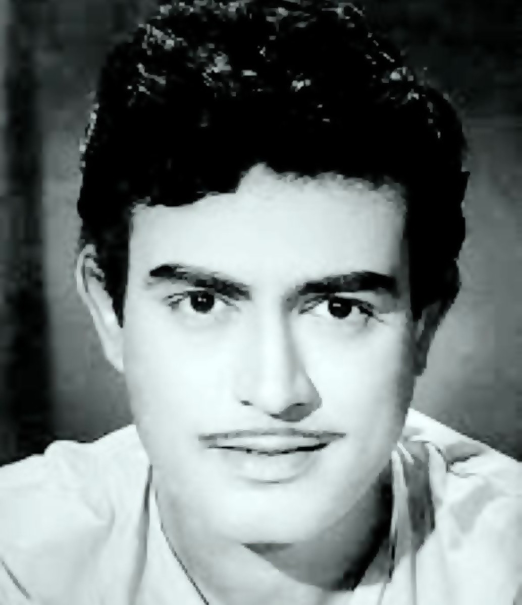 Sanjeev Kumar - Arguably the greatest ever actor in Bollywood