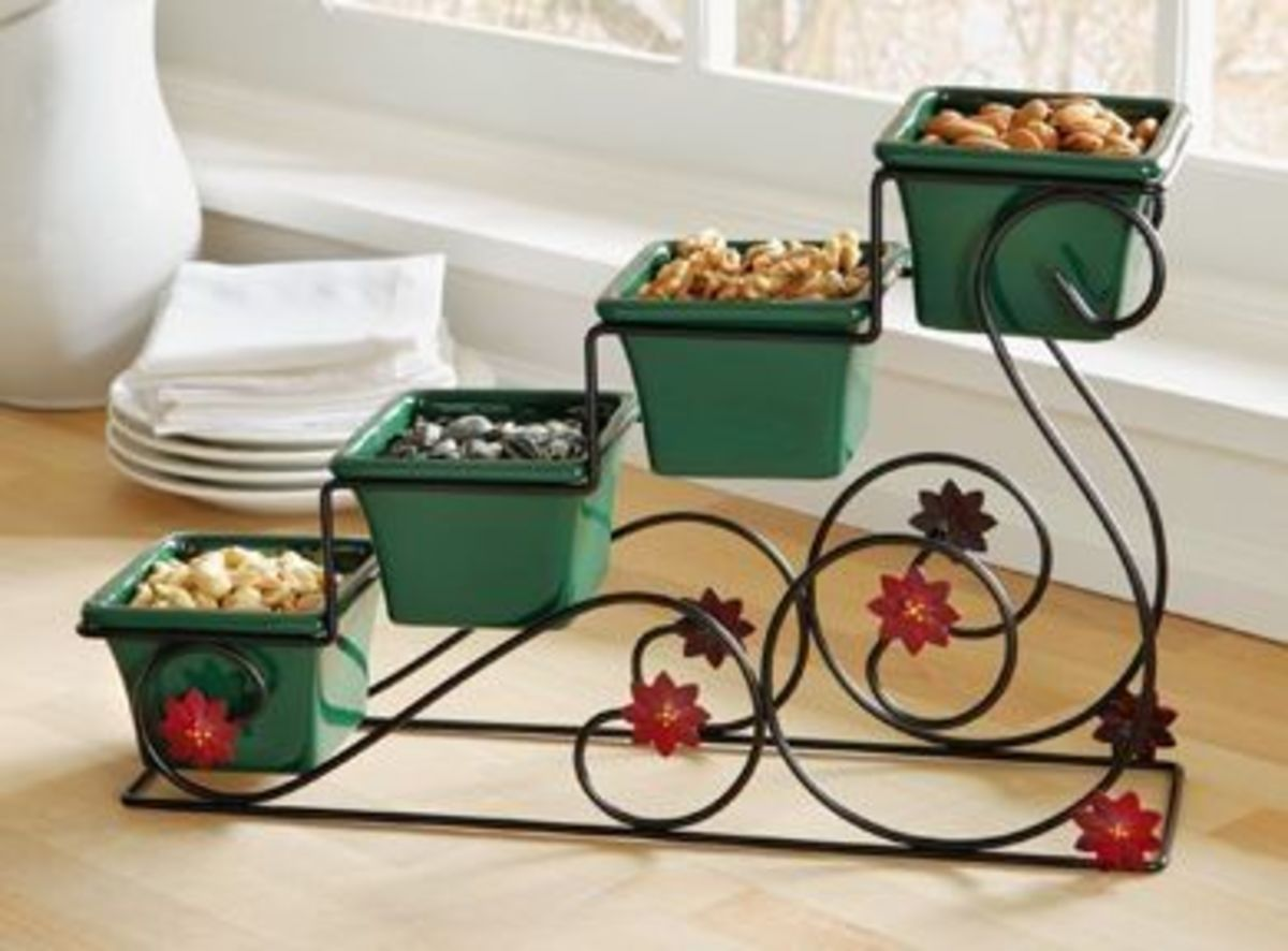 Holiday Serving Dishes