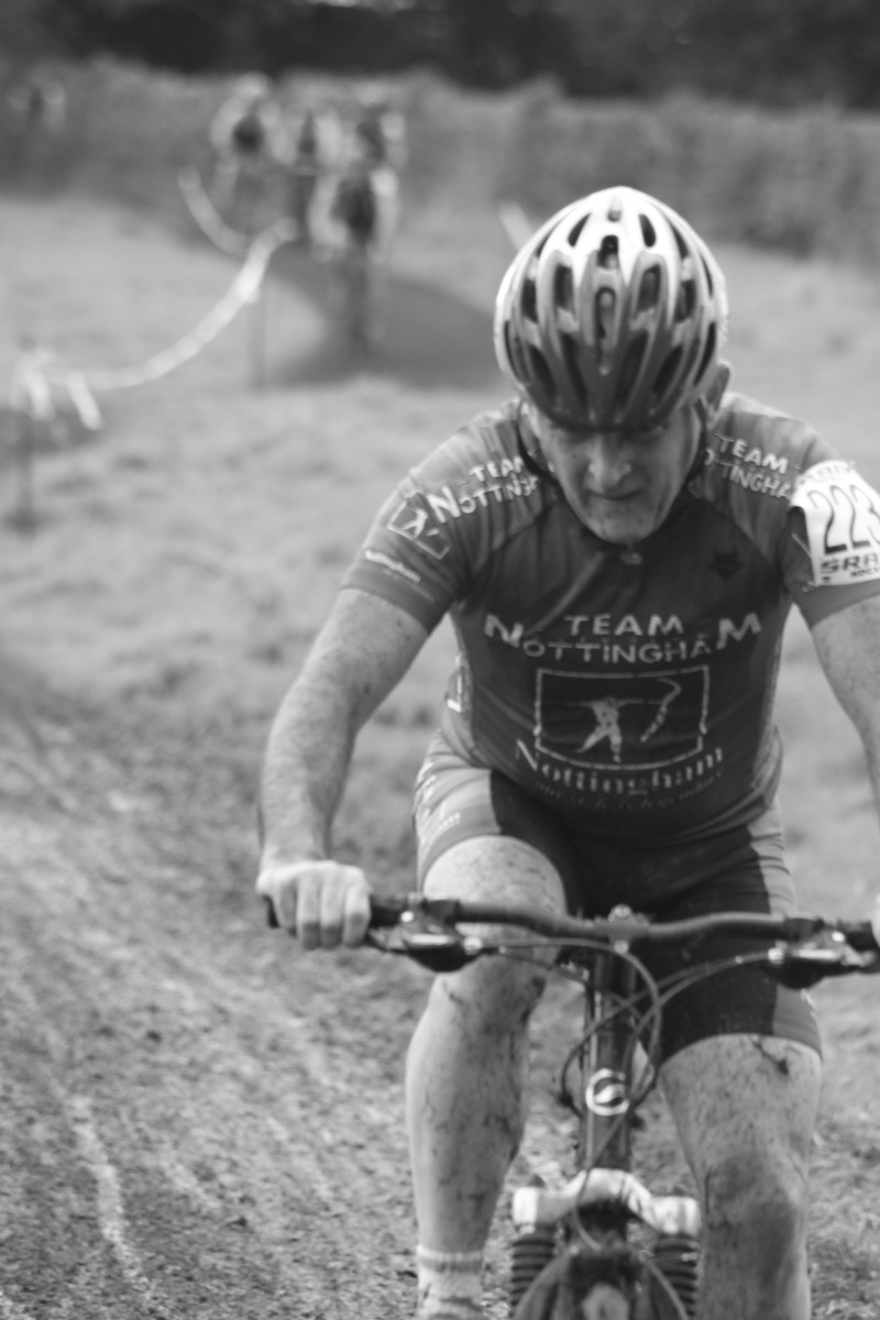 You can adapt your mountain bike for use in cyclocross racing with a few subtle changes. Featured- Steve Cornish of VC Nottingham