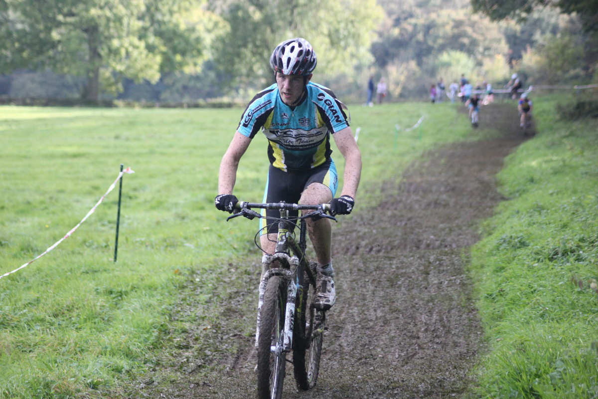 Cyclocross races on an MTB can be great fun- especially if you love the mud!