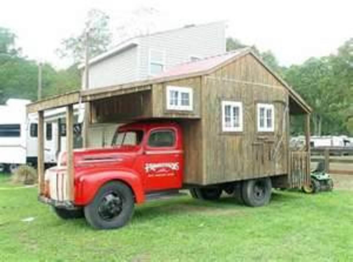 Redneck Camper