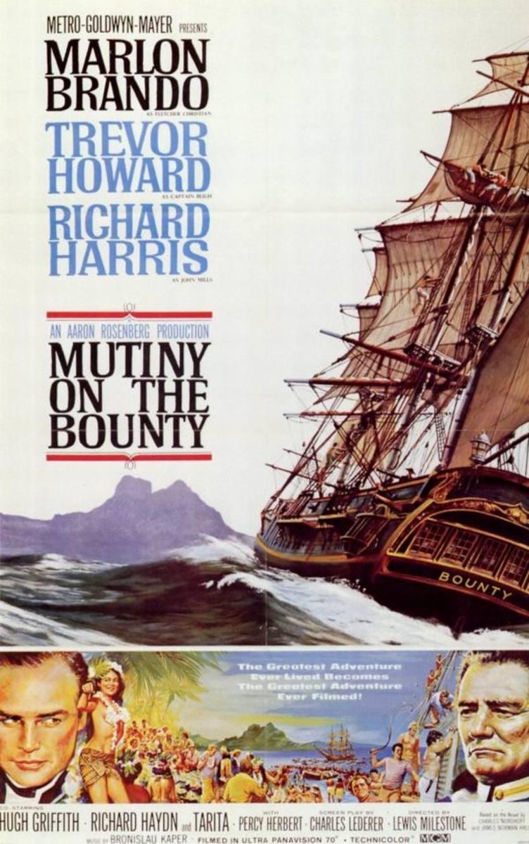 Mutiny on the Bounty (1962)