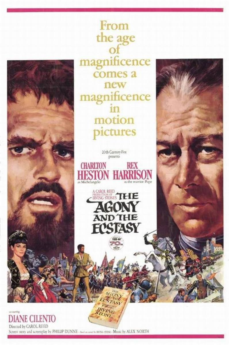 The Agony and the Ecstacy (1965)