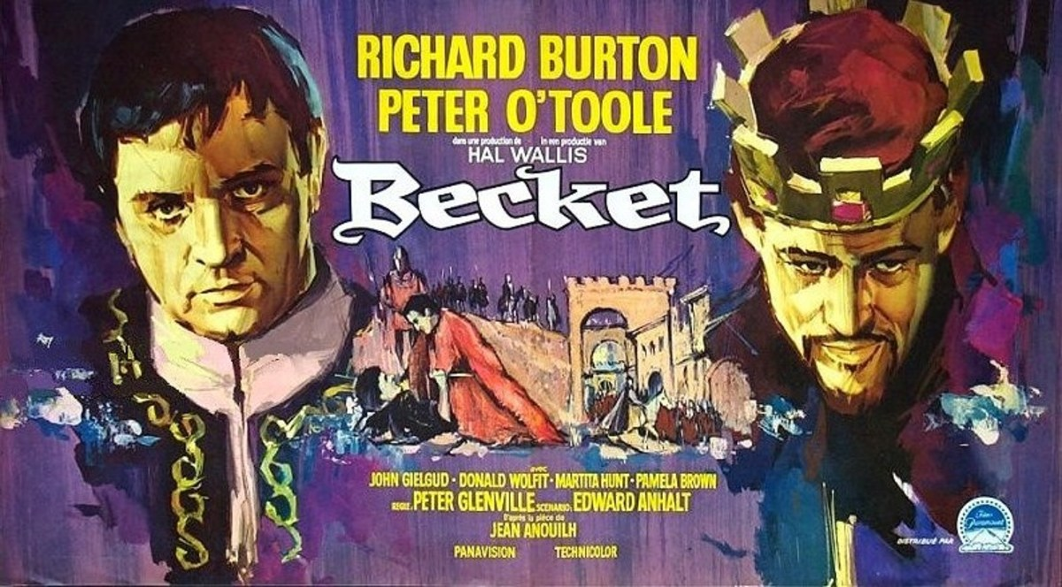 Becket (1964) French poster