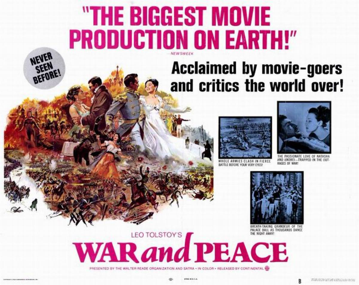 War and Peace (1967)