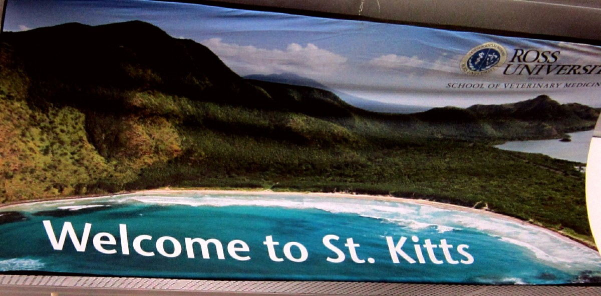 Random Facts about the Island of Saint Kitts