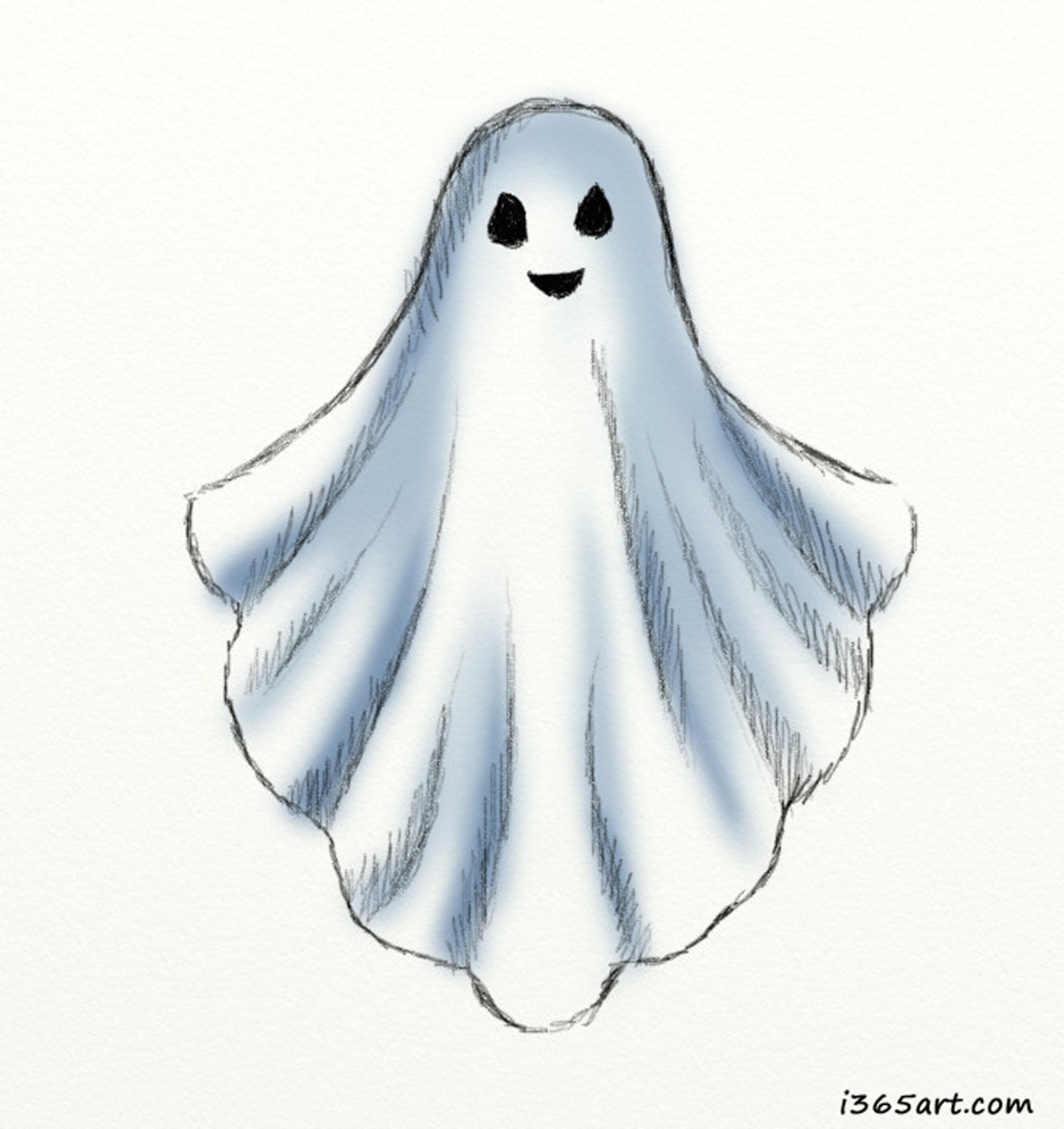 how-to-draw-a-ghost