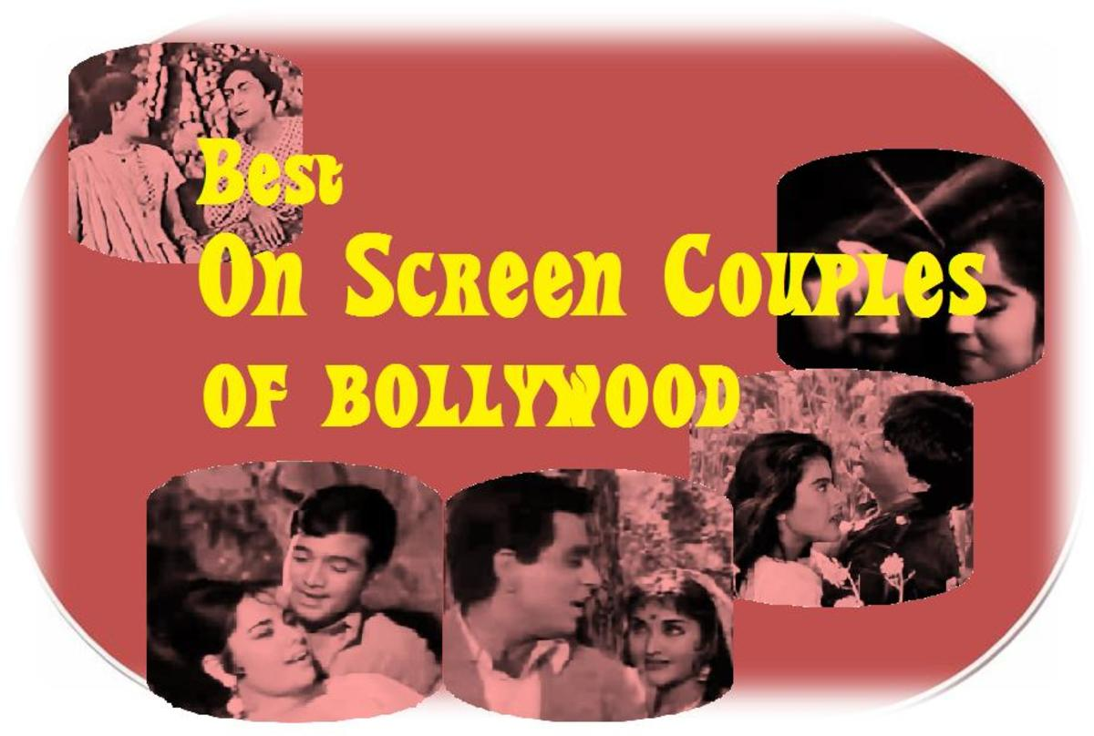 Best On-Screen Actor Couples of Bollywood