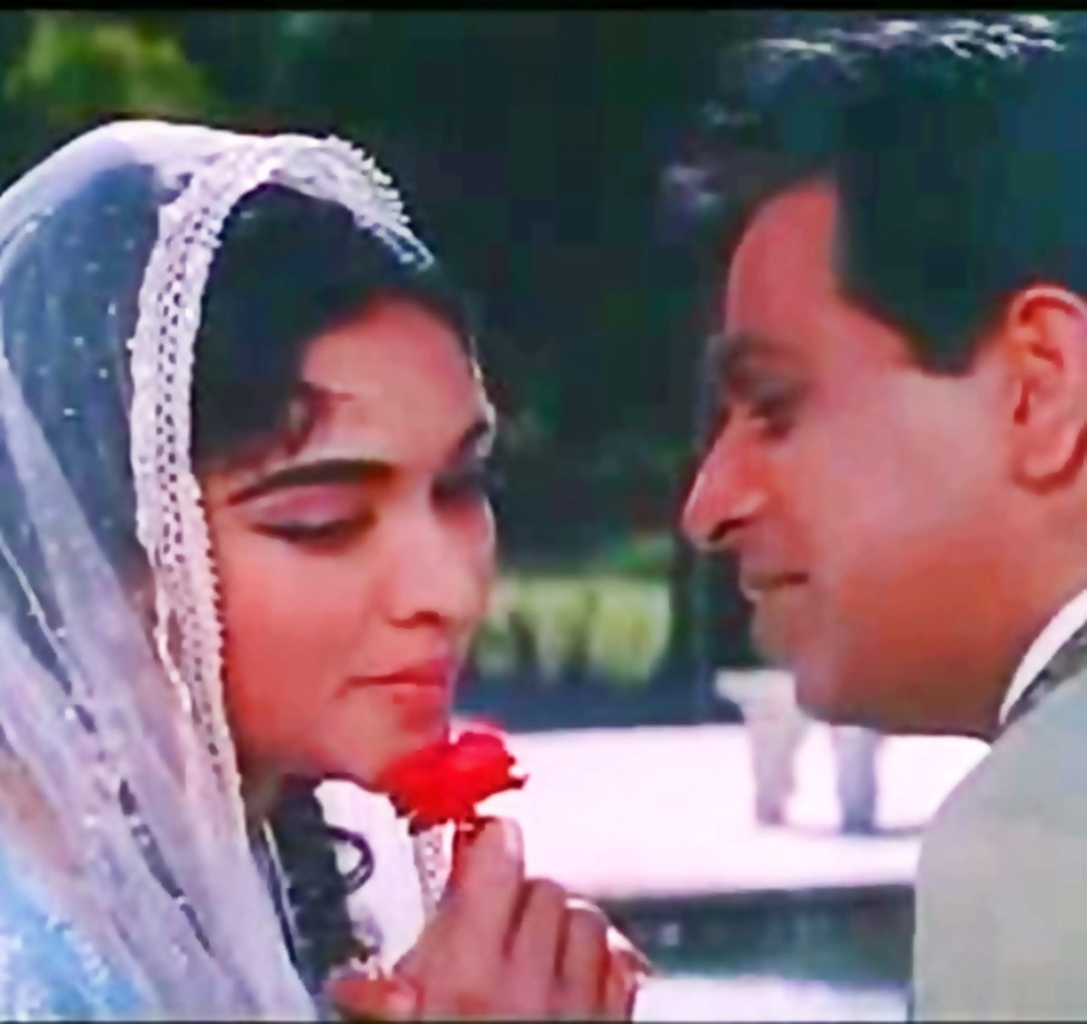 A pair of two great acting legends of Bollywood
