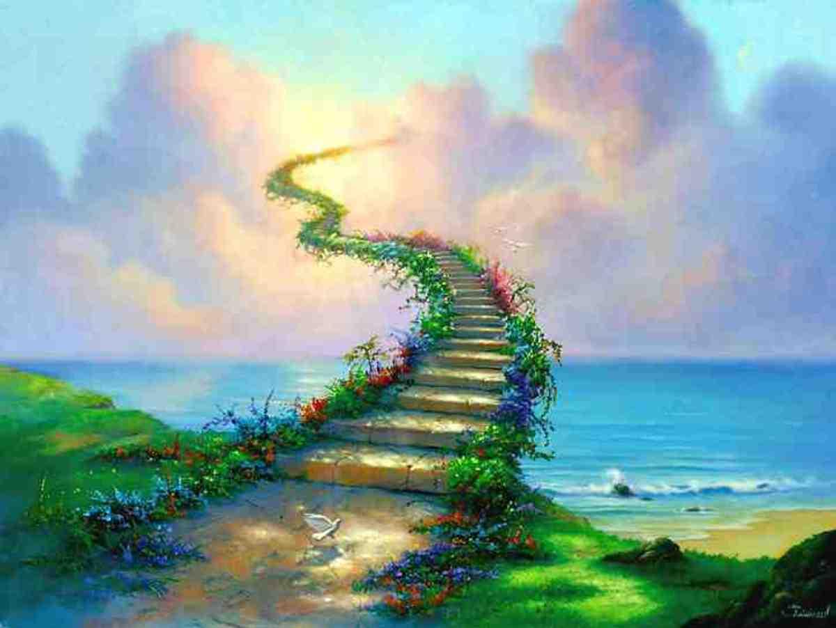 Stairway to heaven www.jimwarren.com