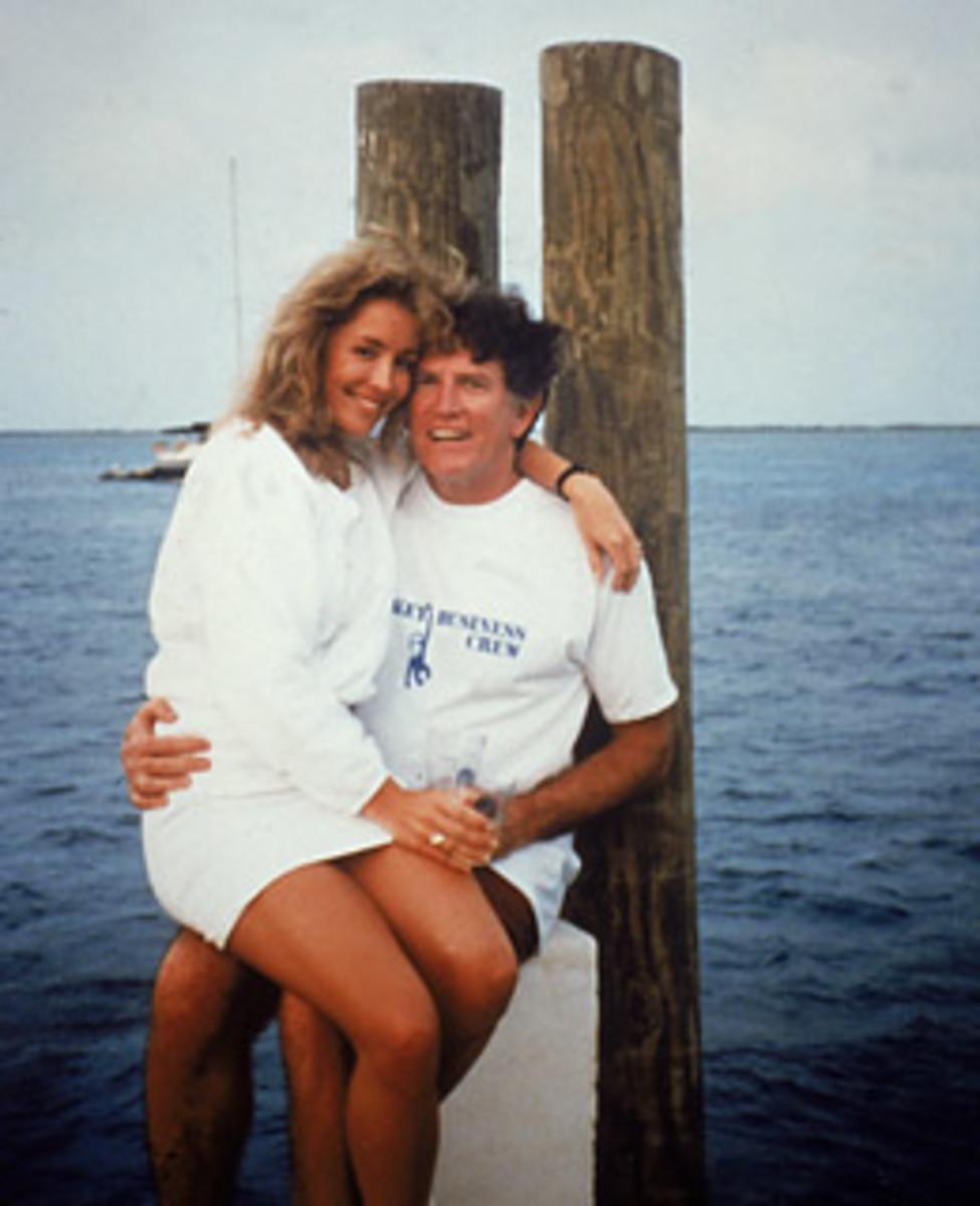 Gary Hart & Donna Rice