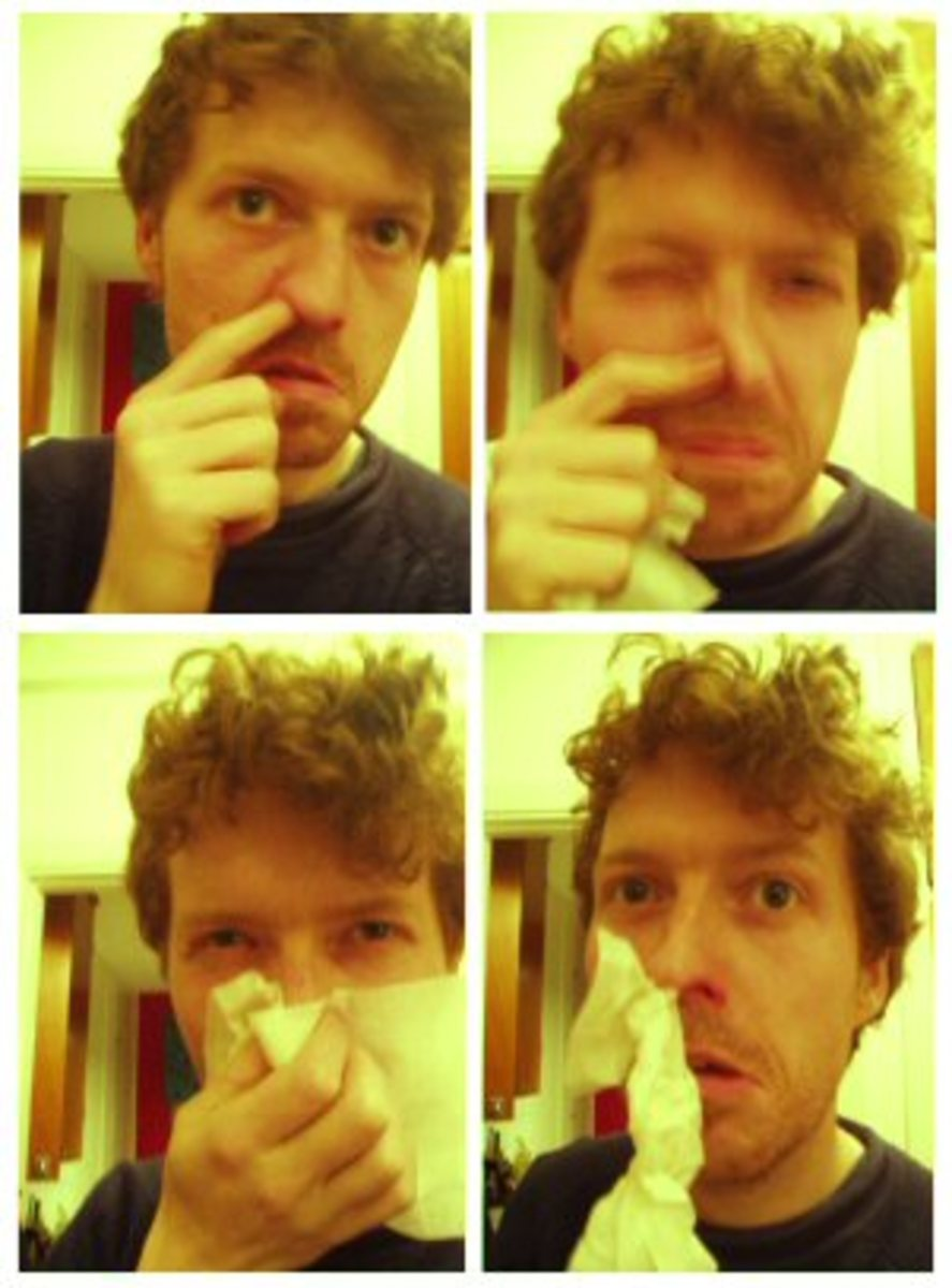 Methods For Expelling Mucous.