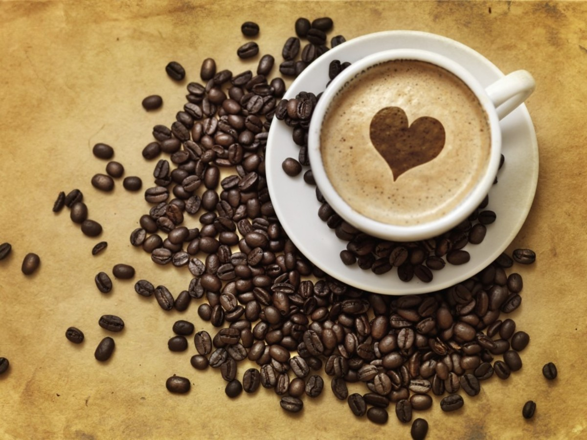 17 Health Benefits of Drinking Coffee