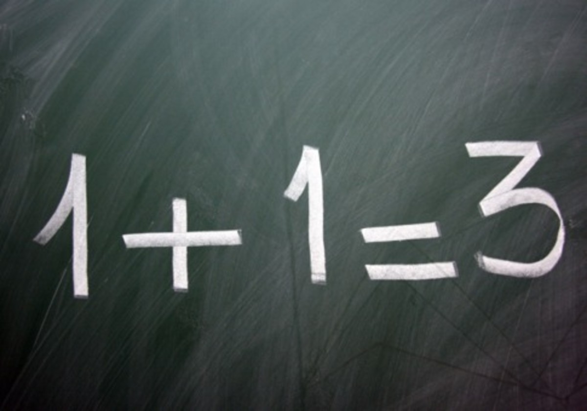1+1=3?!   Not!   Unfortunately, not all math errors are so obvious...