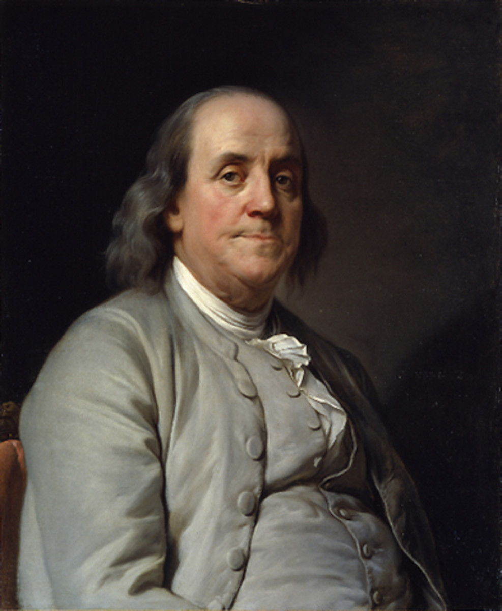 "Ben Franklin, who popularized the expression ""God helps those who help themselves"" in Poor Richard's Almanac... NOT the Bible!"