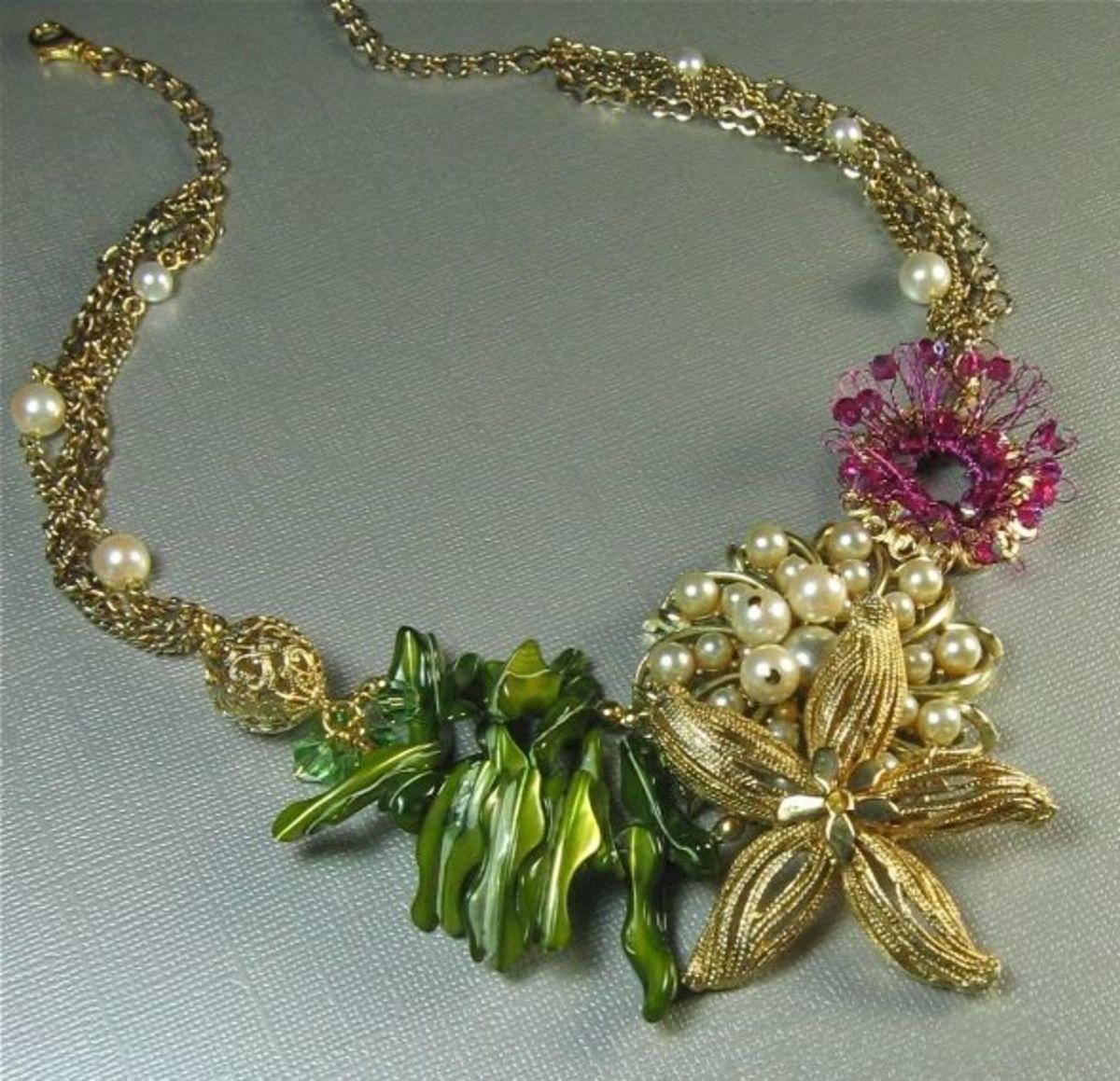 ocean necklace