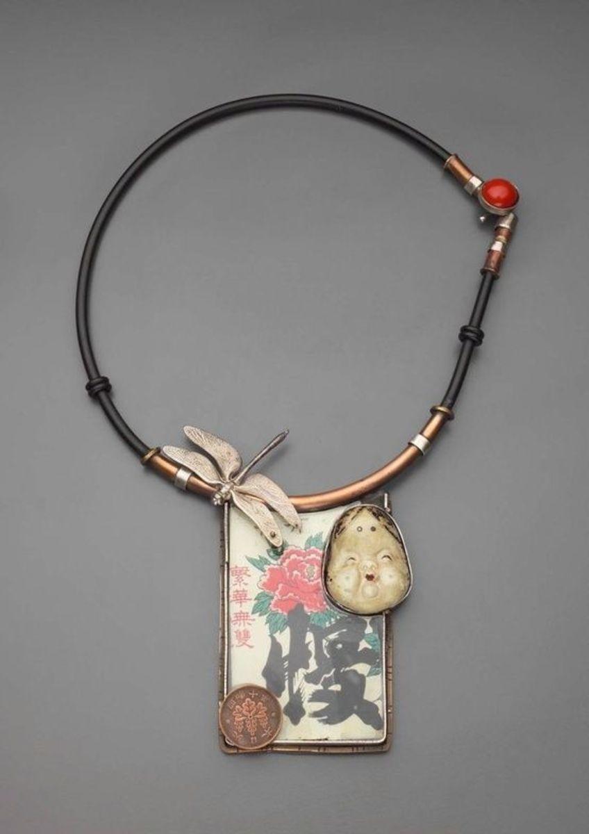 contemporary art jewelry