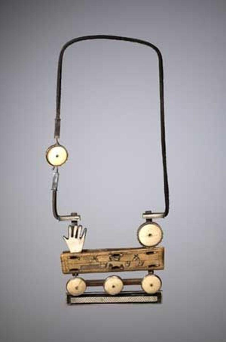 wearable art jewelry