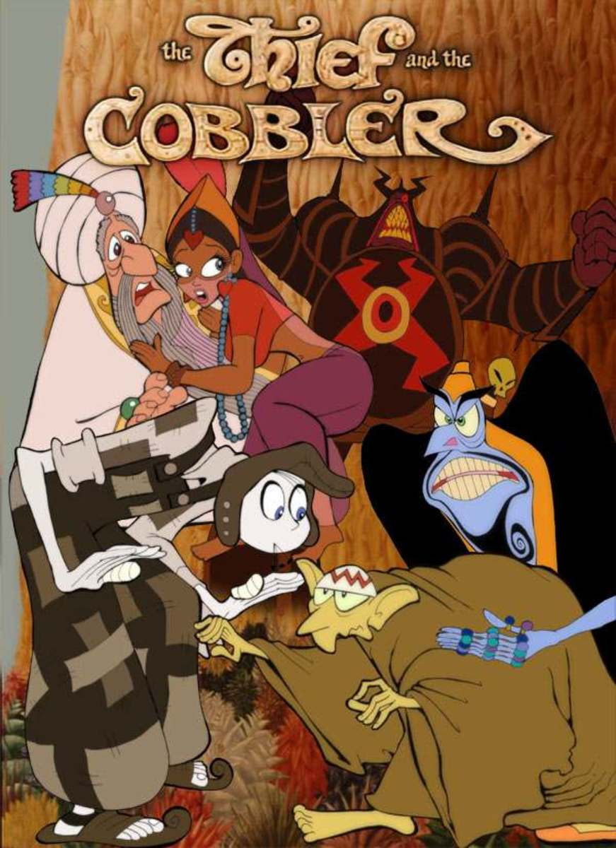 The Thief and the Cobbler (1995)