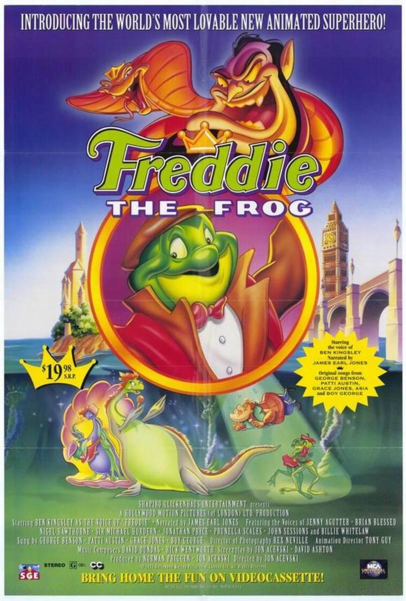 Freddie as FRO7 (1992)
