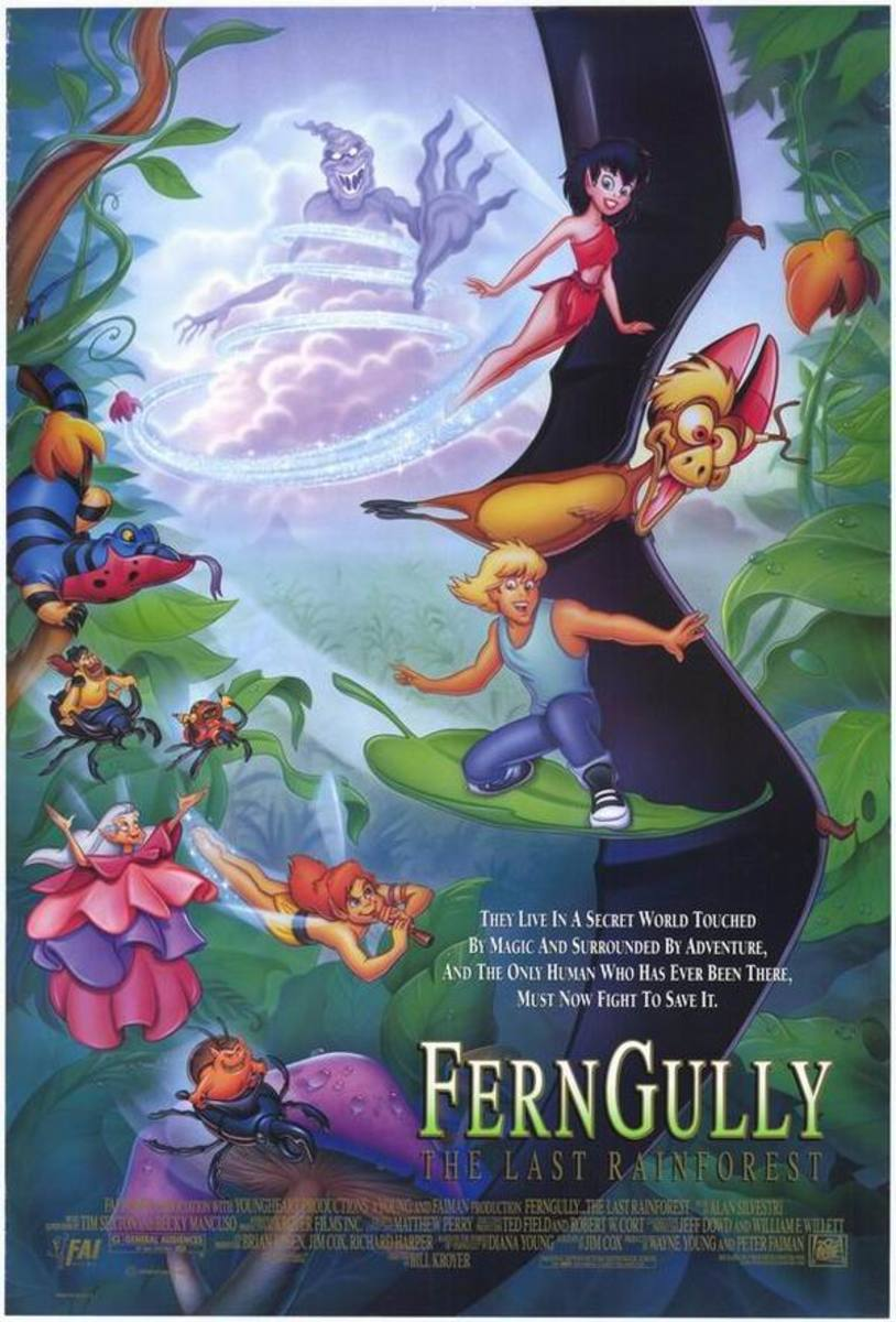 Ferngully The Last Rainforest (1992)