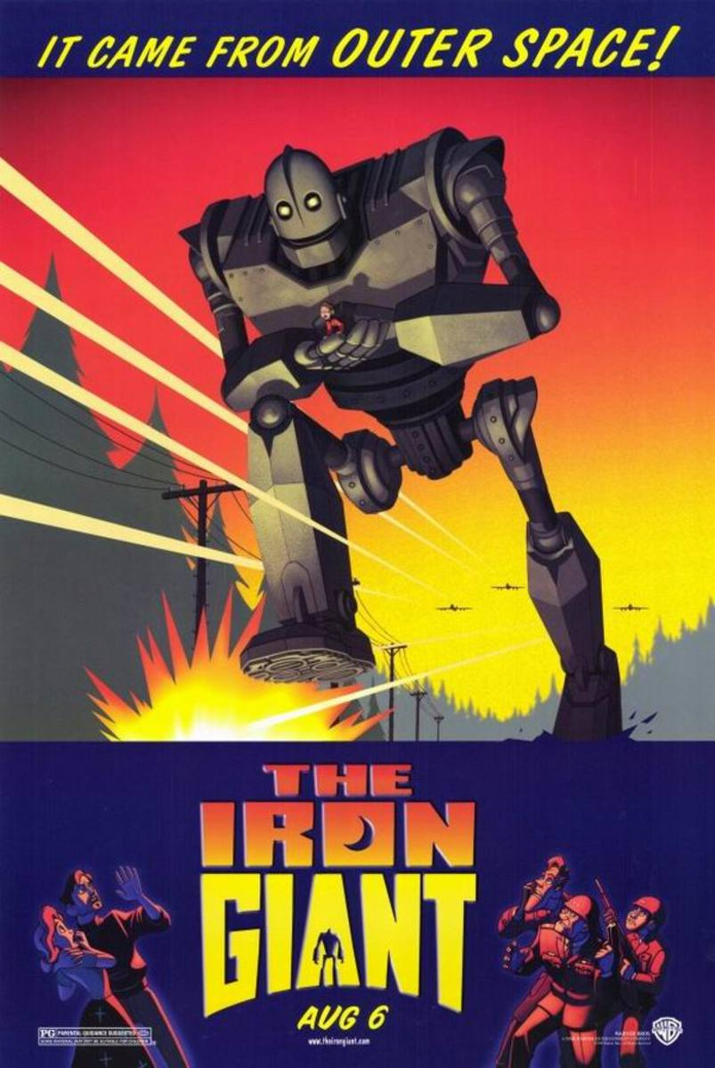 Animation 1990-1999 - 100 Years of Movie Posters - 55