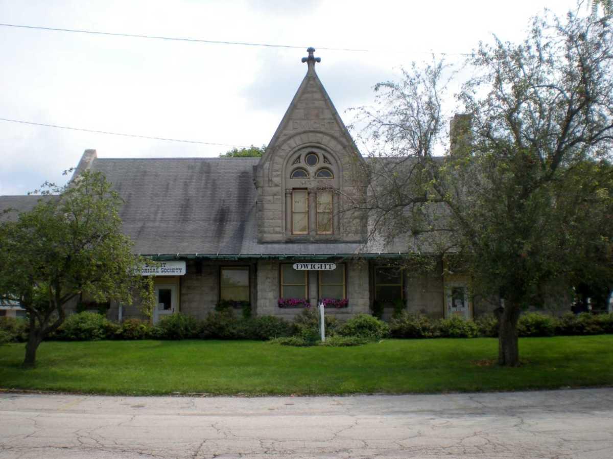 Historic Architectural Treasures of Dwight, Illinois