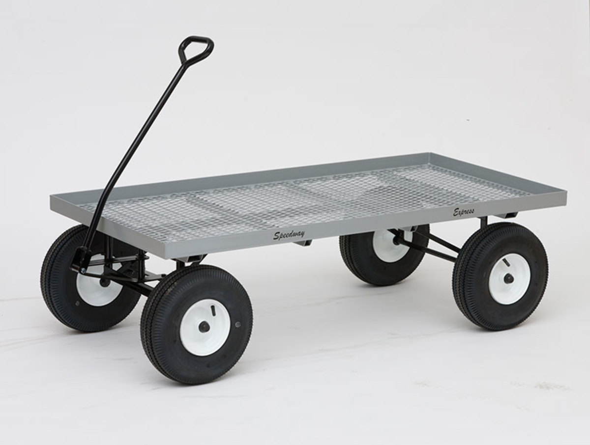 Commercial Duty Nursery Wagons