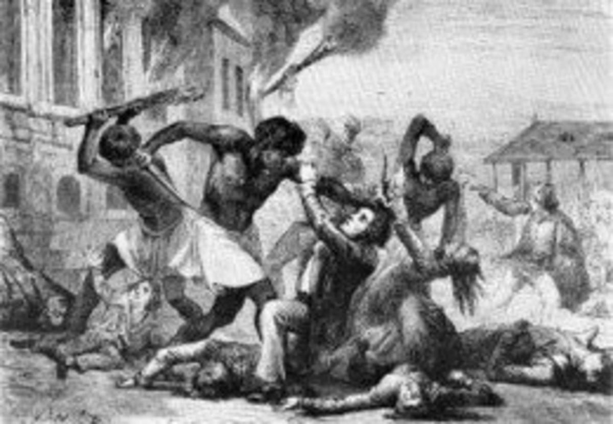 Lessons from the Stono Rebellion