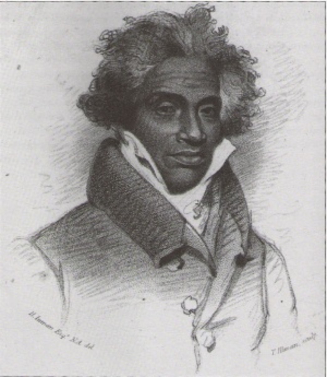 """Ibrahim Abd ar-Rahman is known as """"The Prince Among Slaves"""" and was born in 172 in  Timbo, present-day Guinea"""
